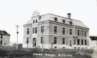 1st Regina Court House